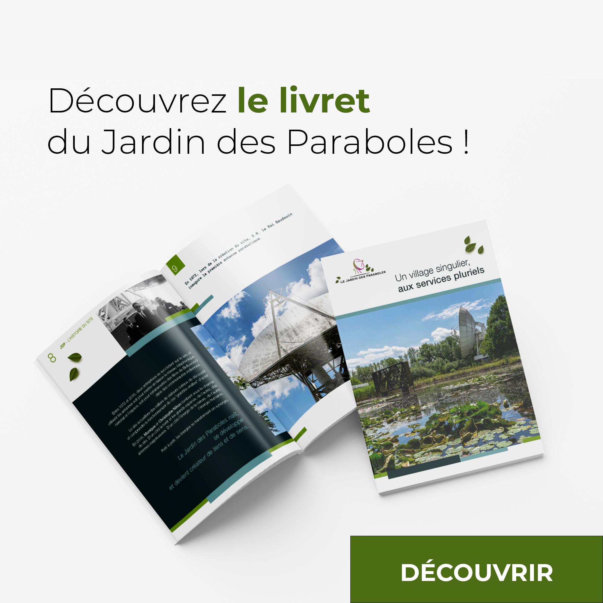 Découvrir le livret du Jardin des Paraboles !